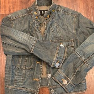 ABS by Allen Schwartz jean jacket